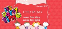 JBW: Colour Day 2016-2017