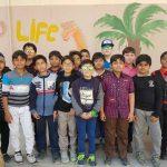 JBW: FAREWELL PARTY (GRADE IV – 2016-2017)