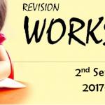 Revision Worksheets (2nd Semester 2017-2018)